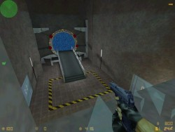 Stargate mapa pro Counter Strike 1.6