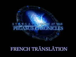 Stargate - Empire at War: Pegasus Chronicles - French translation