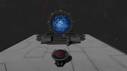 Stargate mod pro Space Engineers
